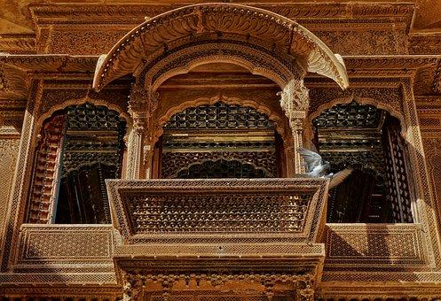 Architecture, Travel, Wood, Building, Ornament