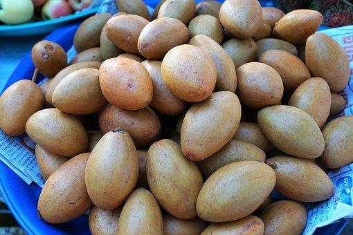 Food, Healthy, Health, Market, Background, Batch, Fruit