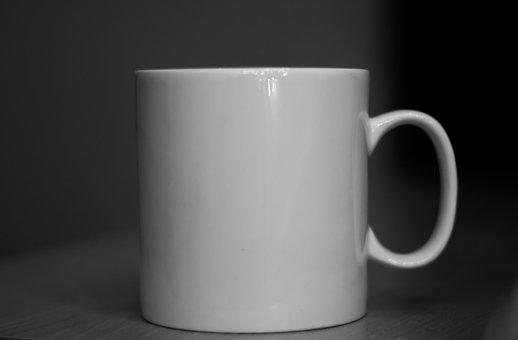 Drink, Cup, Coffee, Empty, Mug, Tea, Ceramic, Container