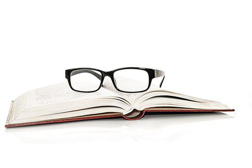 Isolated, Literature, Corrective Glasses, Education