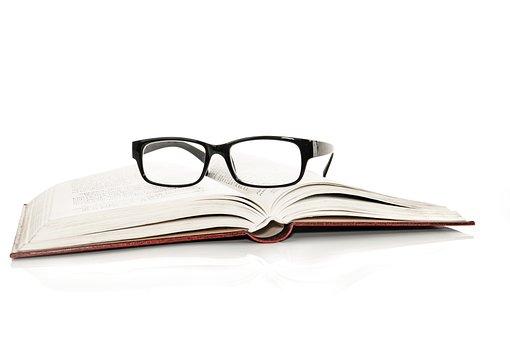 Isolated, Literature, Corrective Glasses, Education