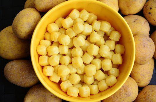 Gnocchi, Potato Gnocchi, Potatoes, Food, Eat, Cook
