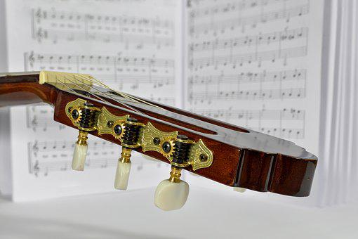 Instrument, Music, Guitar, Play, Wood, Sound