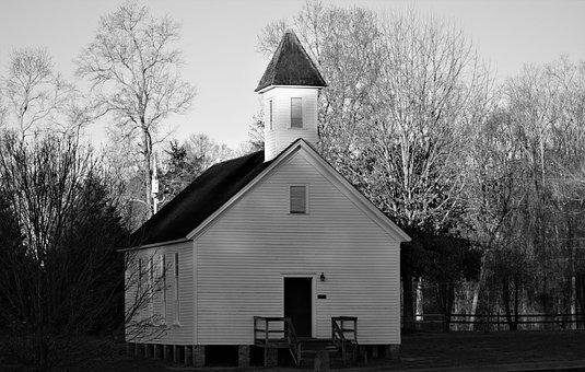 Old Church, Church, Old, Building, Historic, Attraction