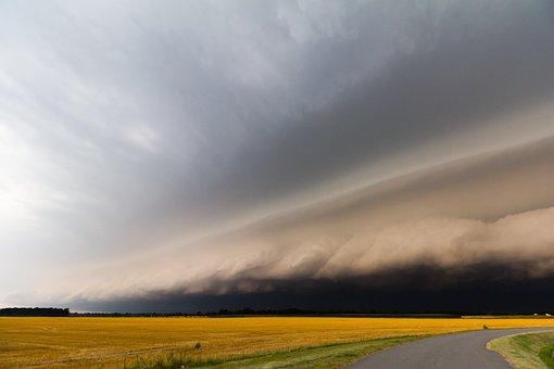Nature, Sky, Poland, Storm, Storm Hunting, Thunderstorm