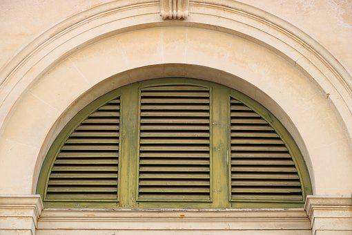 Italy, Sicily, Siracuse, Architecture, Window, Arch
