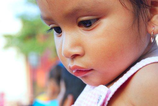 Child, Small, Nice, Innocence, Girl, Son, Portrait