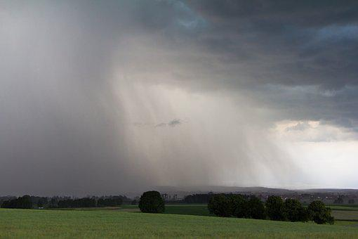 Storm, Thunderstorm, Rain, Forward, Nature, Case Strip