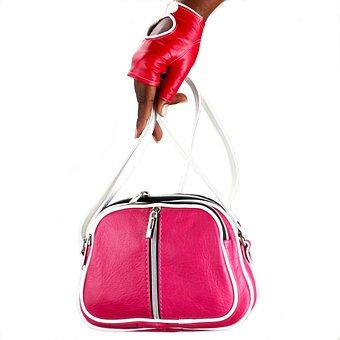 Baggage, Bag, Woman, Fashion, Leather