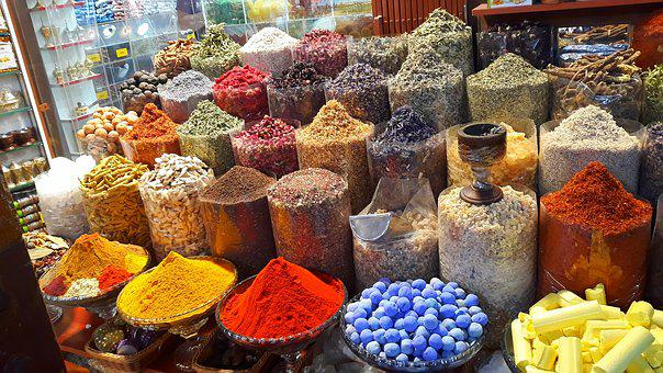 Market, Balances, Bazaar, Store, Food, Souk, Dubai