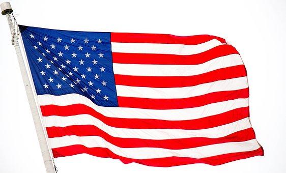 Flag, Patriotism, Banner, Country, United