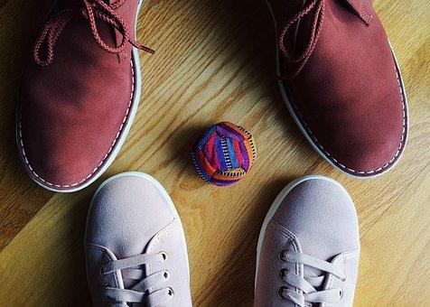 Hackey Sack, Footbag, Footwear, Foot