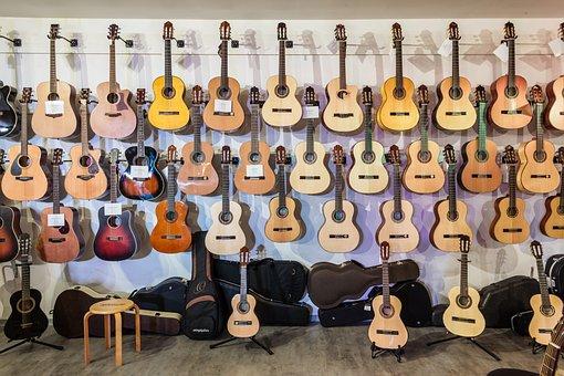 Guitar, Acoustic Guitar, Classical Guitar