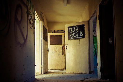 Lost Places, Building, Leave, Old, Decay, Lapsed, Ruin