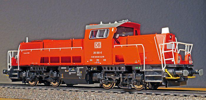 Modelllok, Diesel Locomotive, Switcher, Db