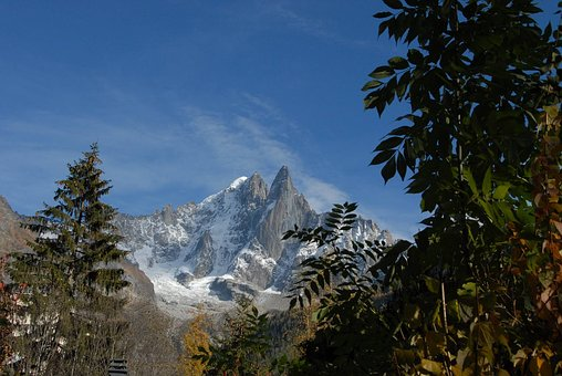 Nature, Mountain, The Needle Of The Dru