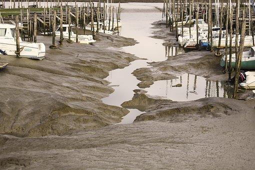 Port, Body Of Water, Sea, Tide