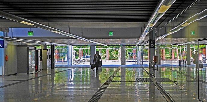 Railway Station, Input, Platform Access