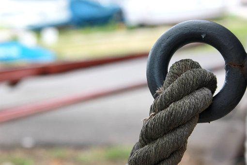Outdoors, Safety, Nature, Rope, Equipment, Marina