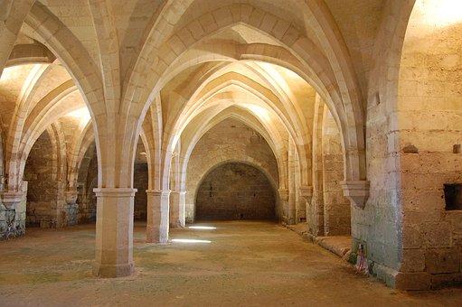 Architecture, Ark, Monastery