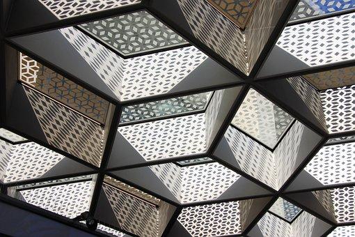 Geometric, Architecture, Building