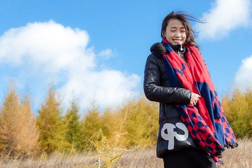 Outdoor, Nature, Autumn, Zhangjiakou
