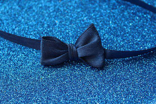 Bow, The Ceremony, Holiday, The Ribbon, Ornament