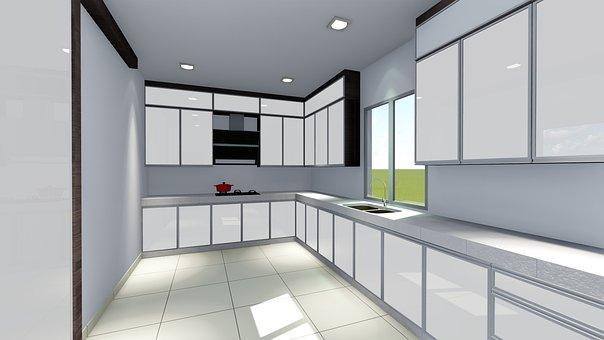 Contemporary, Indoors, Inside, Window, Apartment