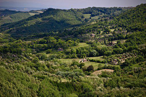 Nature, Panoramic, Landscape, Hill, Travel, Hills, Trip