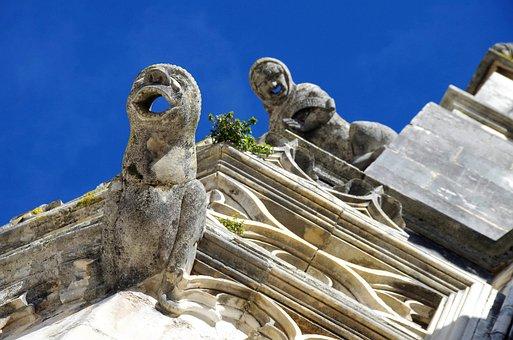 Batalha, Portugal, Monastery Church, Manueline, Gothic