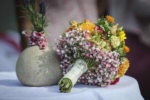 Flower, Ornament, Bouquet, Birthday, Wedding, Gift