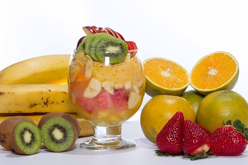 Fruit, Tropical, Healthy, Food, Dessert, Snack