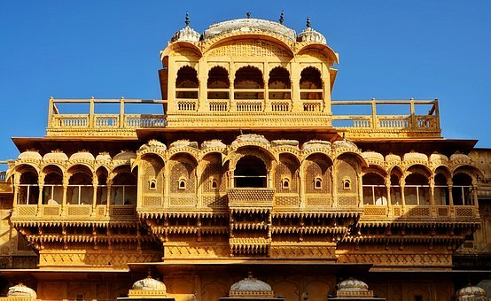 Architecture, Travel, Palace, Antiquity, Sky, Haveli