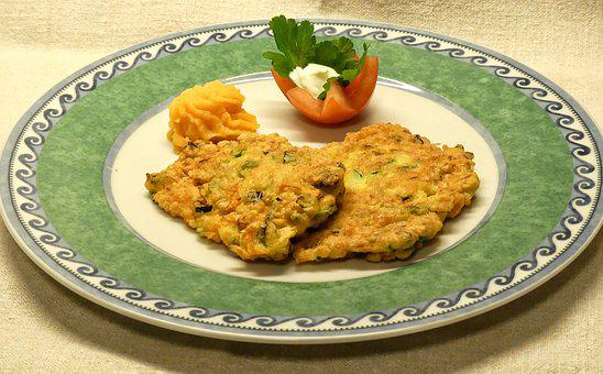 Food, Vegetarian, Vegetables, Zucchini, Healthy, Cook