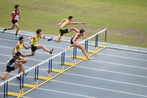 Athletics, Runners