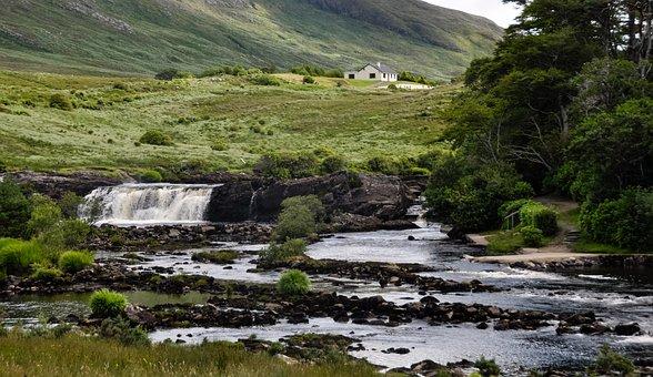 Water, Nature, River, Landscape, Stream, Ireland