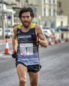 Race, Athlete, Marathon, Runner, Competition