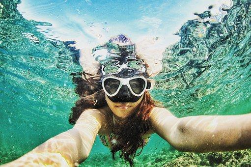 Waters, Underwater, Swim, Marine, Sea, Nature