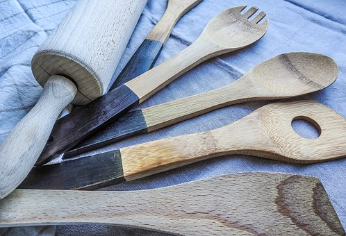 Kitchen, Equipment, Tools, Household, Set, Domestic