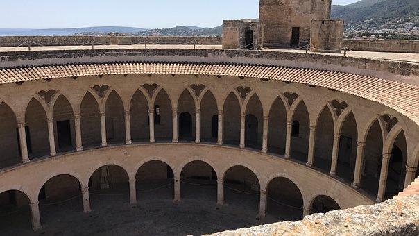 Architecture, Travel, Building, Sky, Mallorca