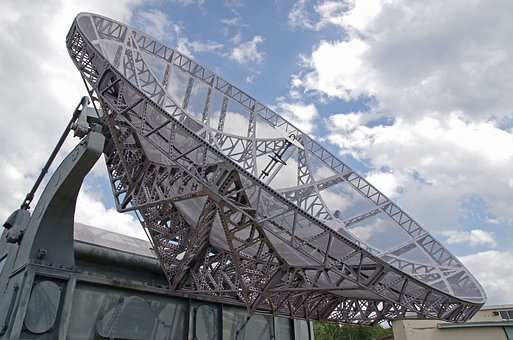 Radar, Military, Technology, Antenna, Satellite
