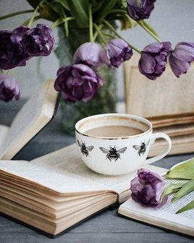 Table, Food, Flower, Tea, Wood