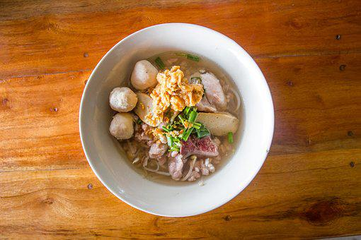 Food, Noodles, Delicious, Noodle, Line, Thailand Food
