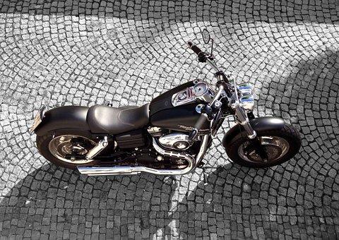 Bike, Harley, Harley Davidson