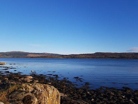 Water, Travel, Sky, Seashore, Landscape, Scotland