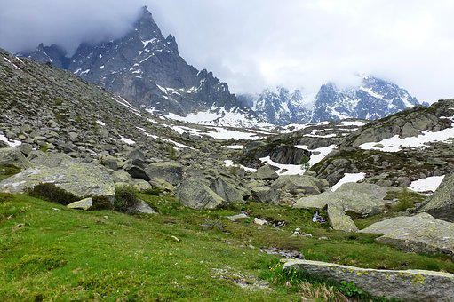 Alpe, Mountain, Nature, Top, Landscape, Snow, Hiking