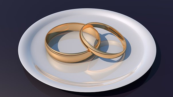 Rings, Engagement, 3 D Graphics