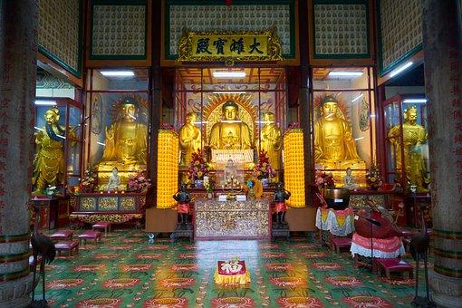Travel, Religion, Temple, No One, Tourism, Spirituality