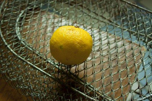 Lemon, Yellow, Sour, The Grid, Metal, Health, Tasty