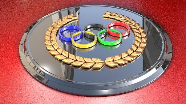 The Olympic Rings, Symbol, Olympics